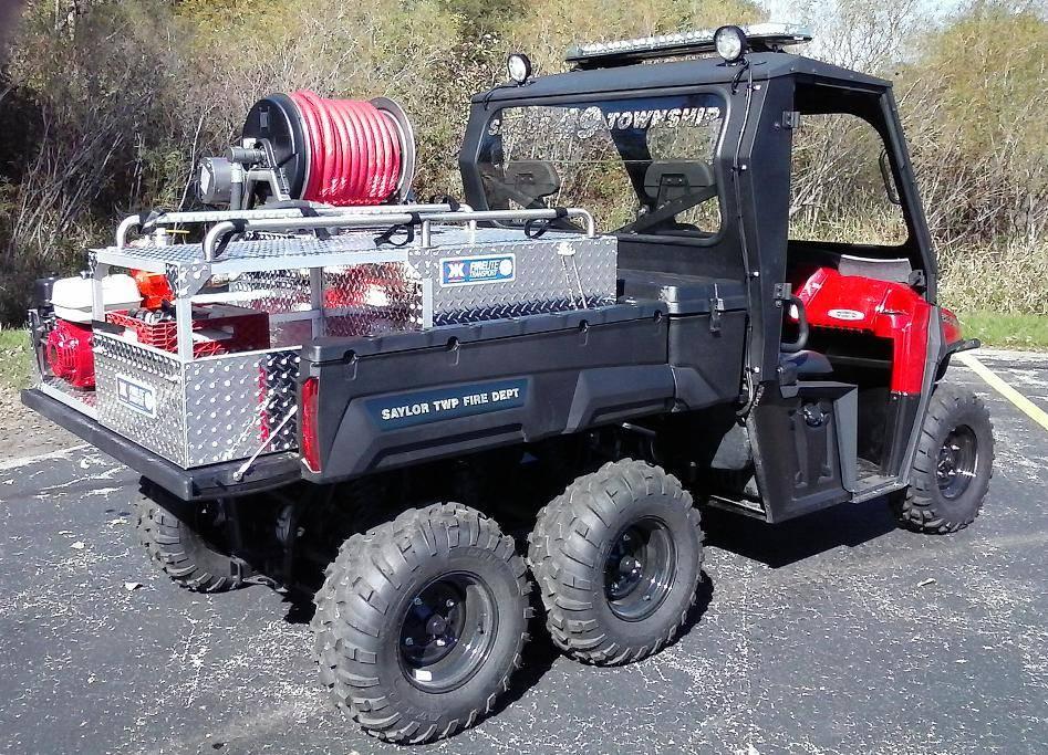 508 - Polairs Ranger 6x6