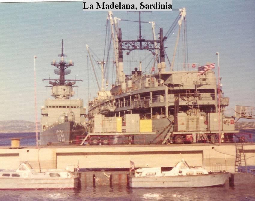 La Madelana Sardinia