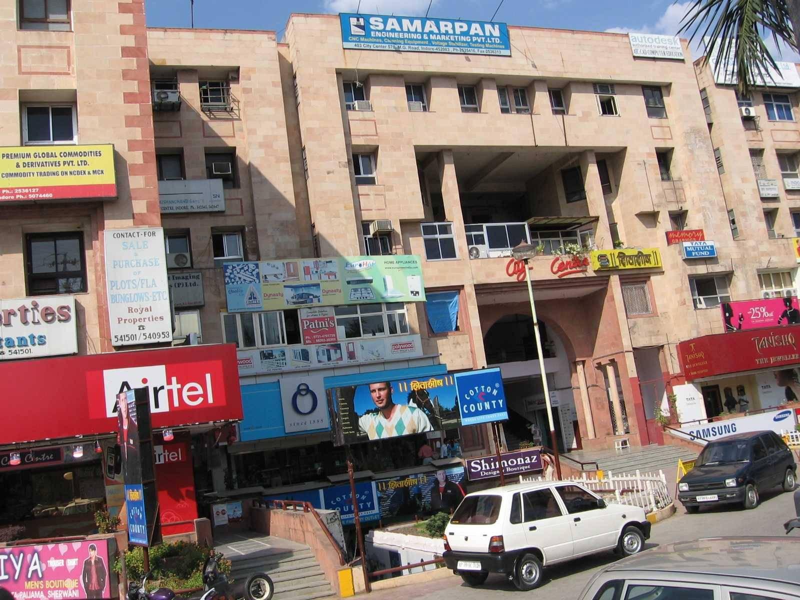 Samarpan Engineering & Marketin Pvt. Ltd., Office: 403 A City Centre near High Court, 570 Mahatma Gandhi Road , Showroom: G-48 City Centre near High Court, 570 Mahatma Gandhi Road , Indore, Madhya Pradesh, India