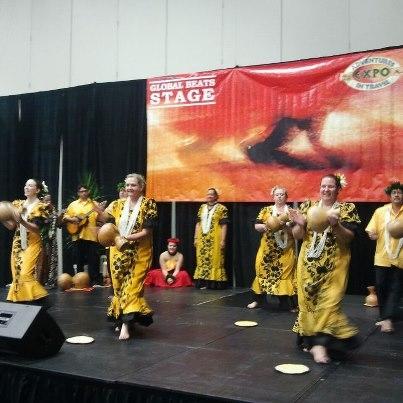 Dallas Travel Show 2012