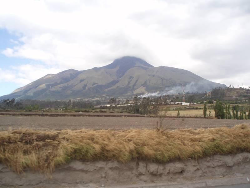 volcanic lakes