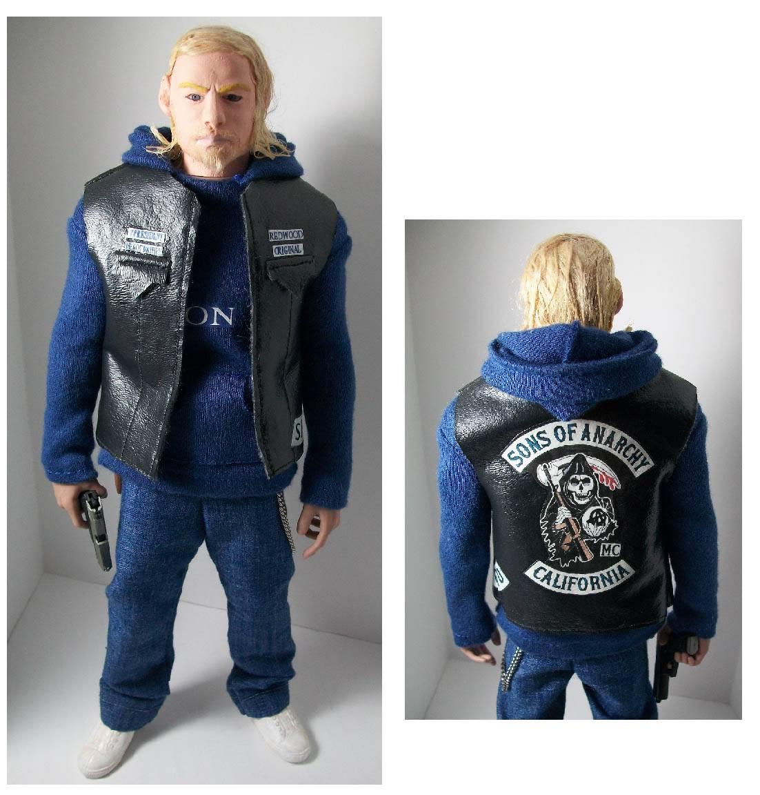 Custom Sons of Anarchy JAX