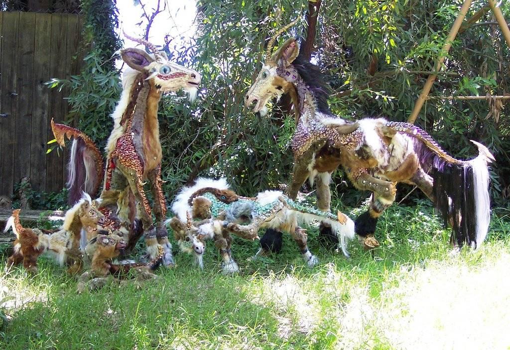 Exotic Unicorns