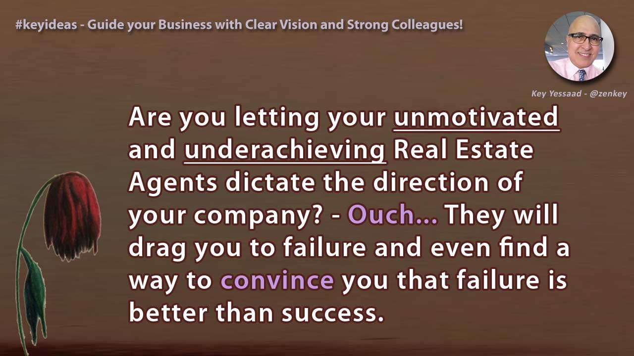 Guide your Business with Clear Vision and Strong Colleagues!