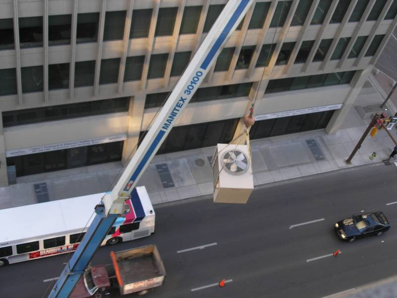 """""""EPCOR"""" Installation for Skyscrapers"""