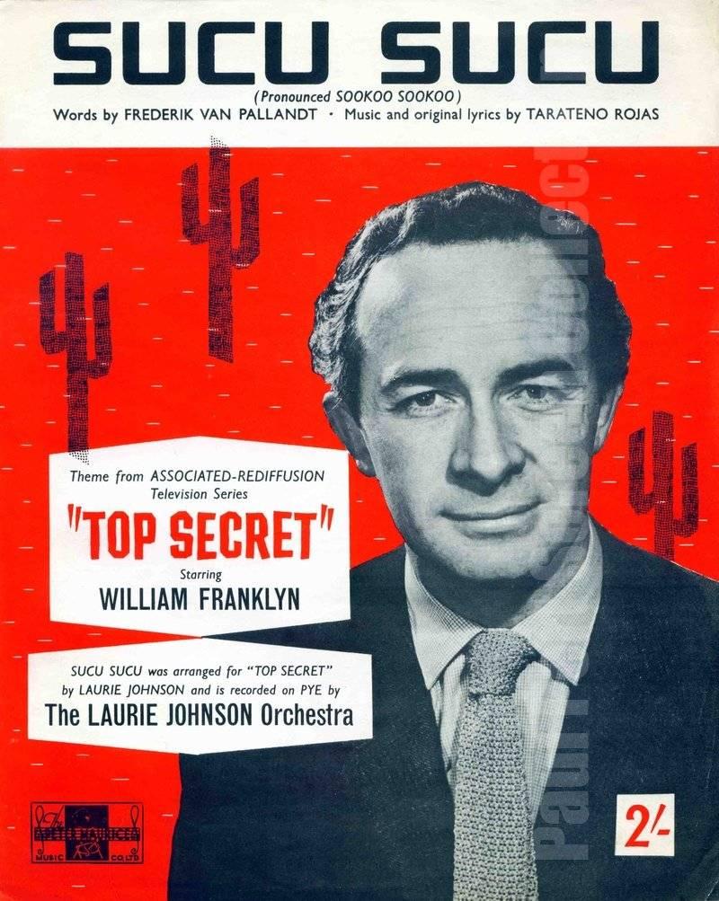 Top Secret - William Franklyn