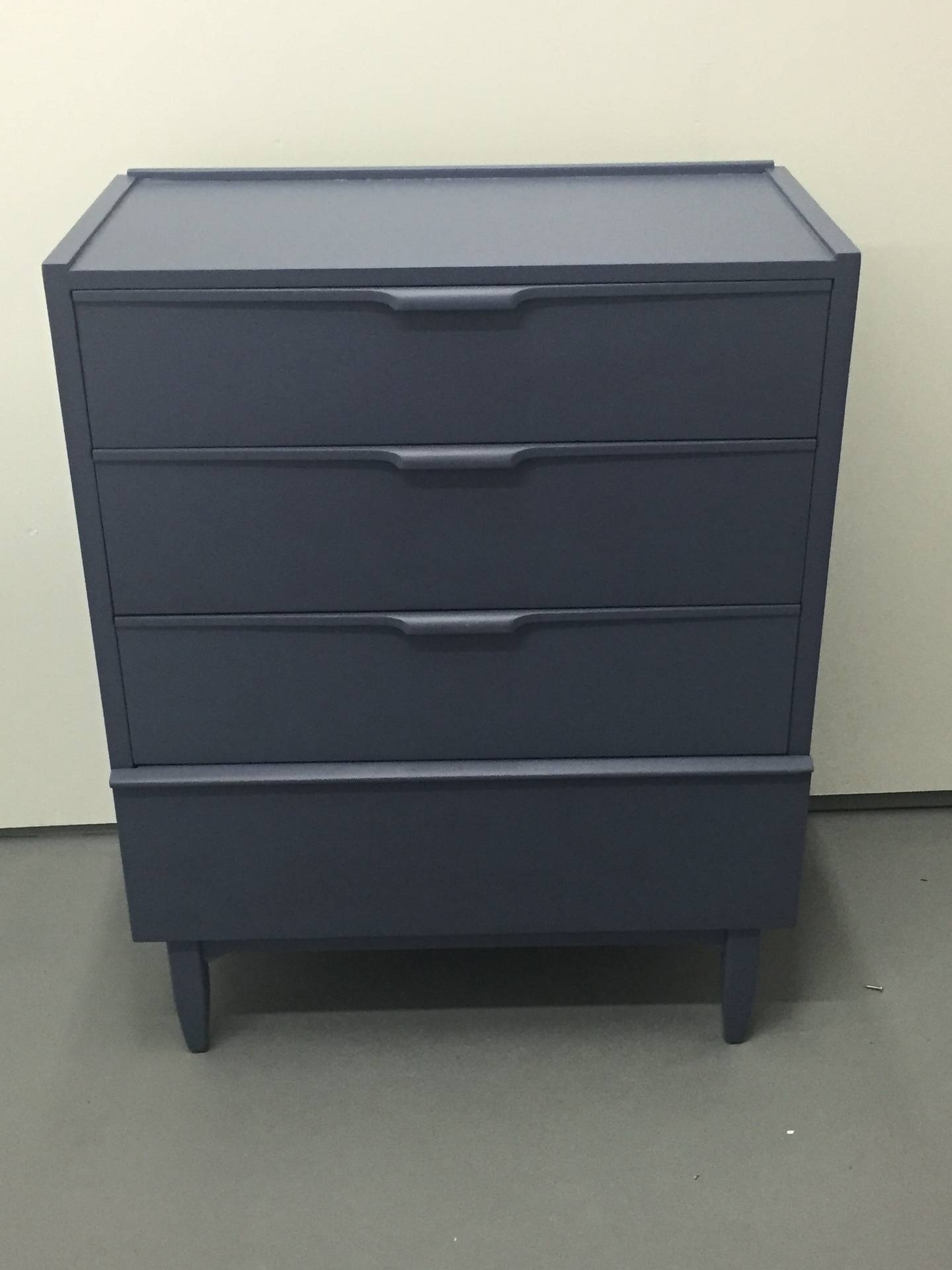 AFTER RETRO 4 DRAWER CHEST