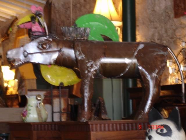 Donkey Metal art