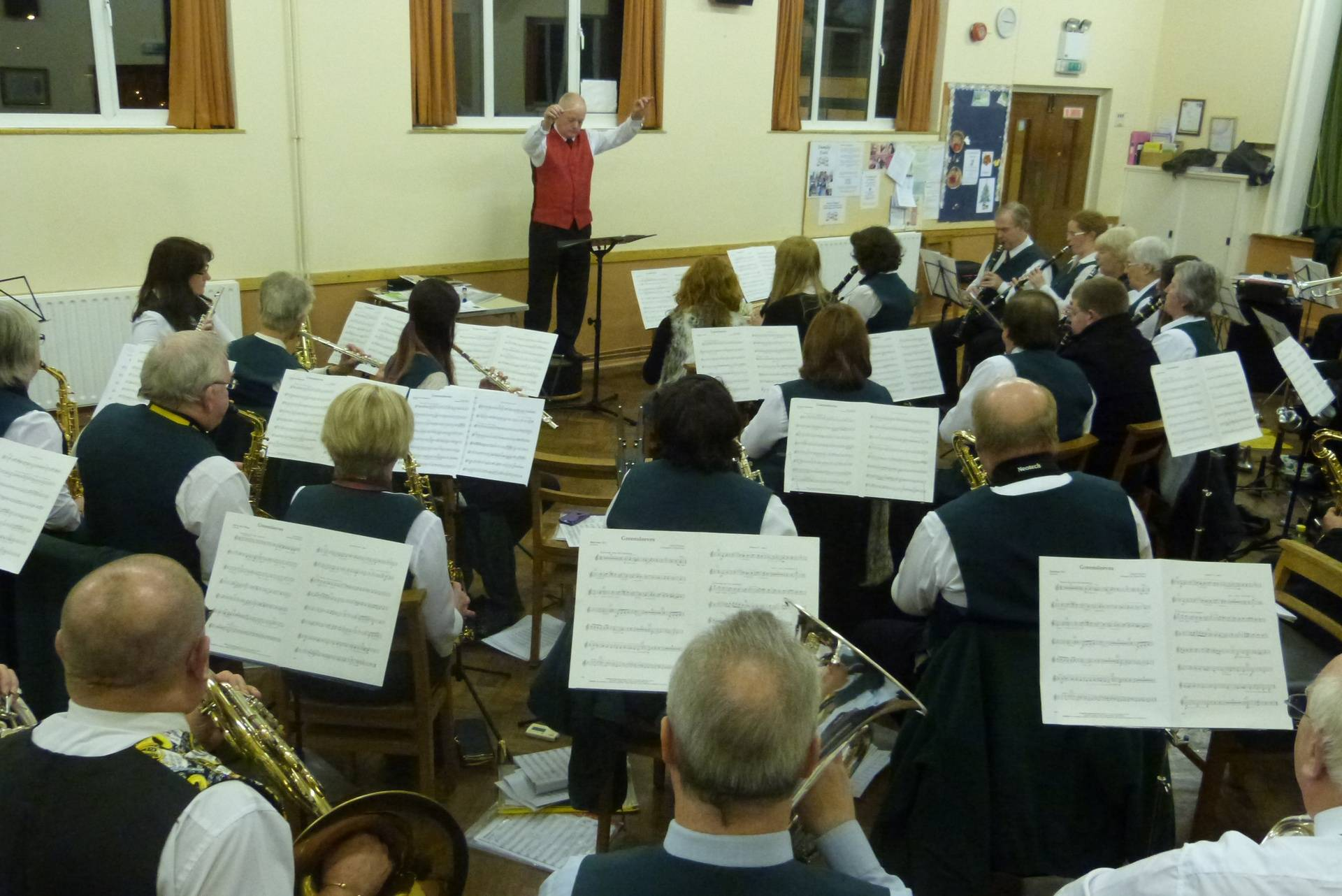 Rehearsal - November 2012