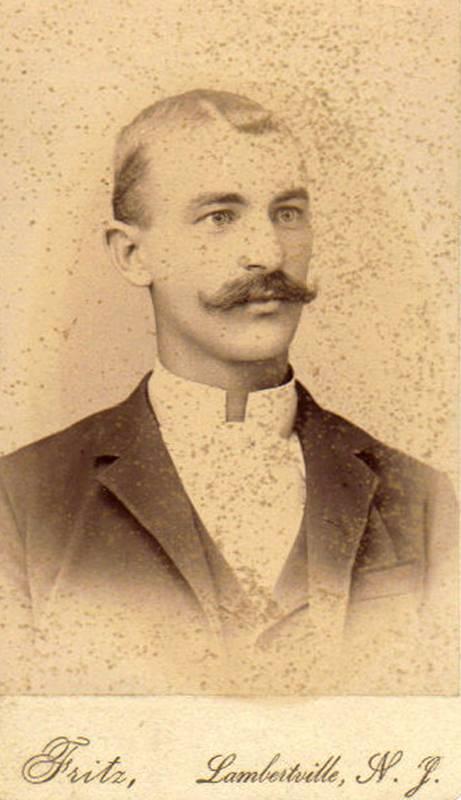 Fritz, photographer of Lambertville, NJ