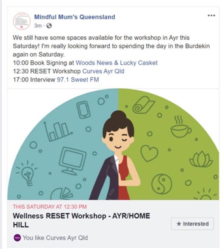 RESET Workshop Ayr