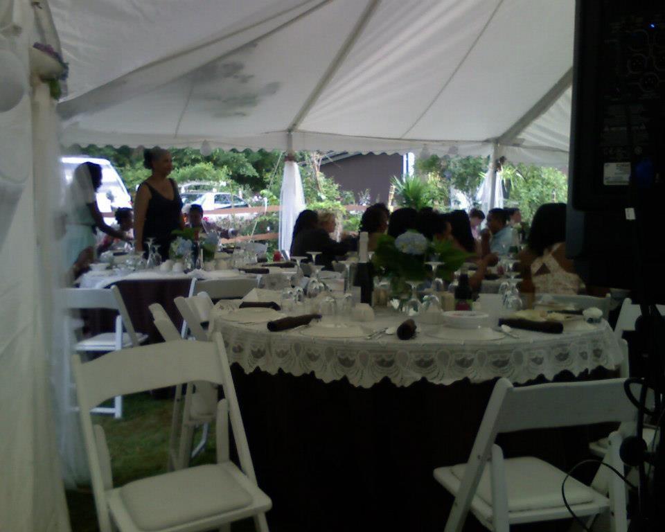TJ & NIKKI'S WEDDING