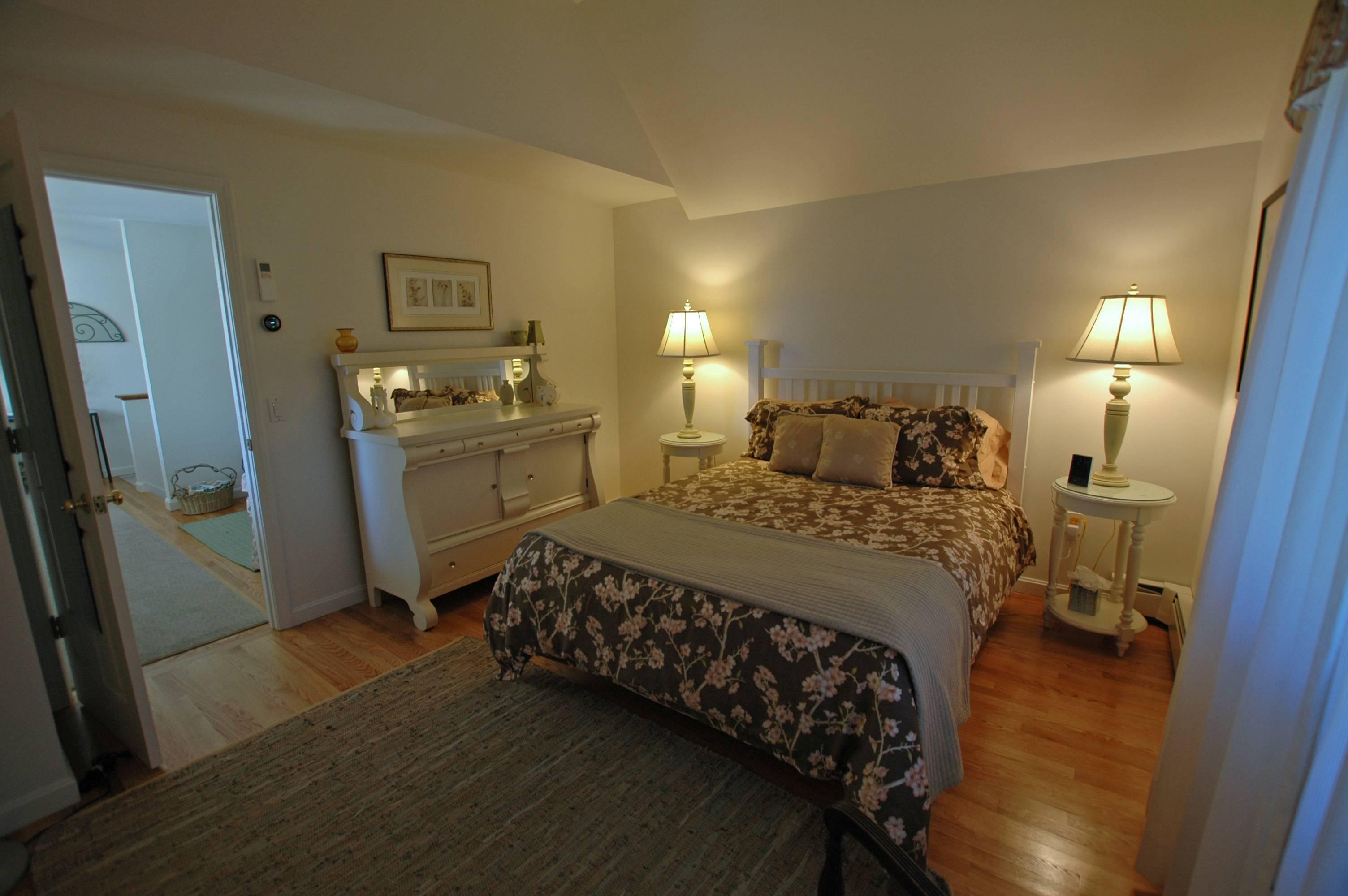 Brown Bedroom.