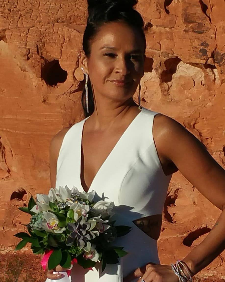 """Fire Bouquet"" - Las Vegas, Nevada"