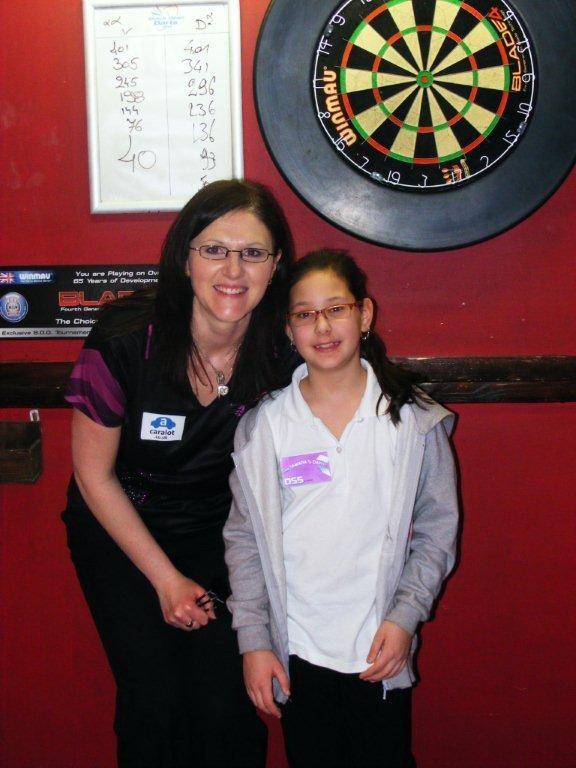 Meeting Lorraine Farlam