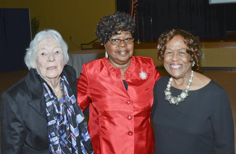 Honorees Gathered Together