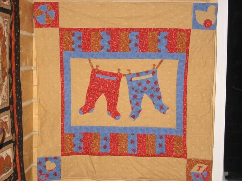 Miriam's Blanket