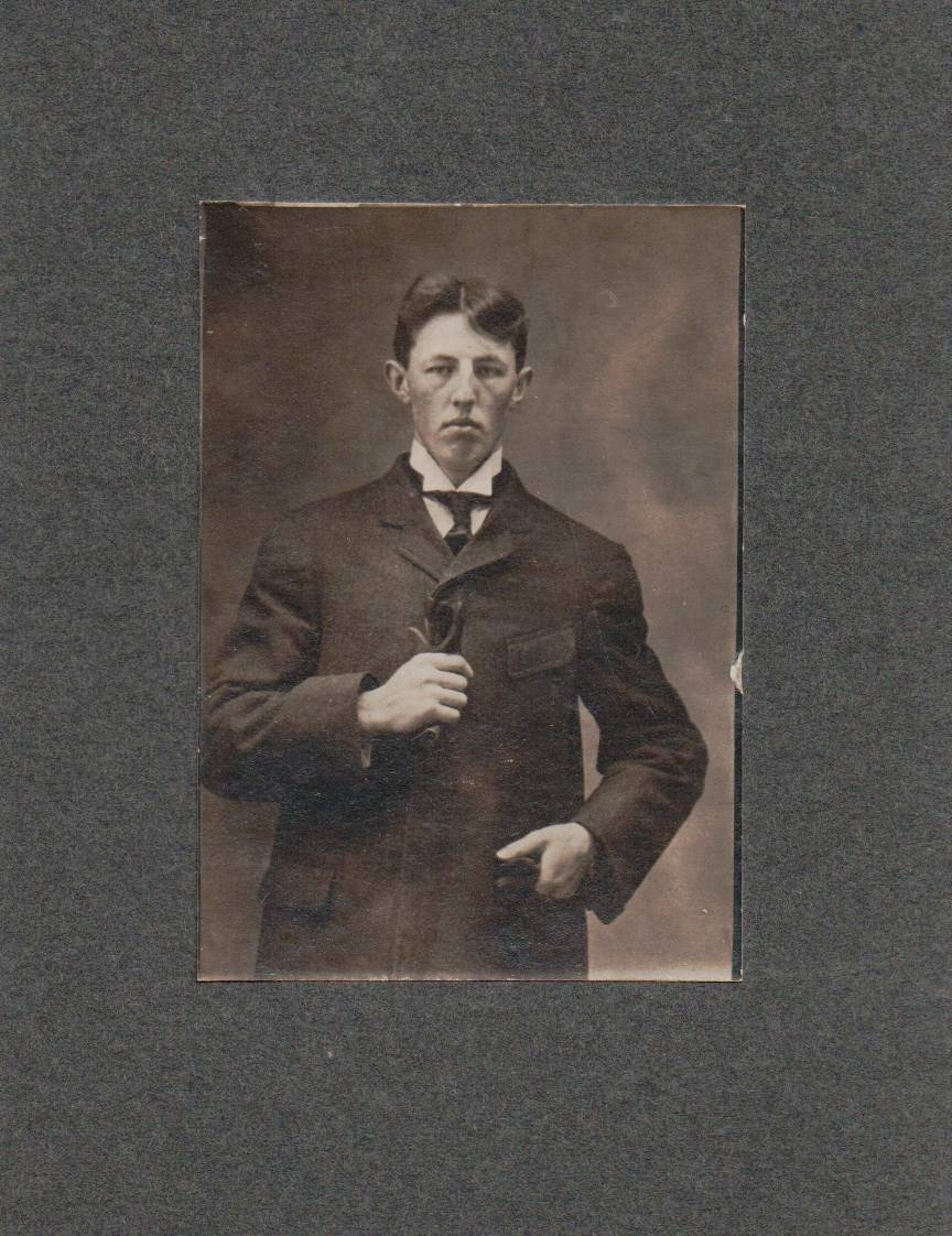 Henry Franklin Shingler (1885-1956)