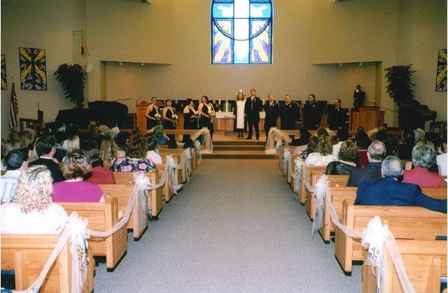 Cox Wedding Pic 1