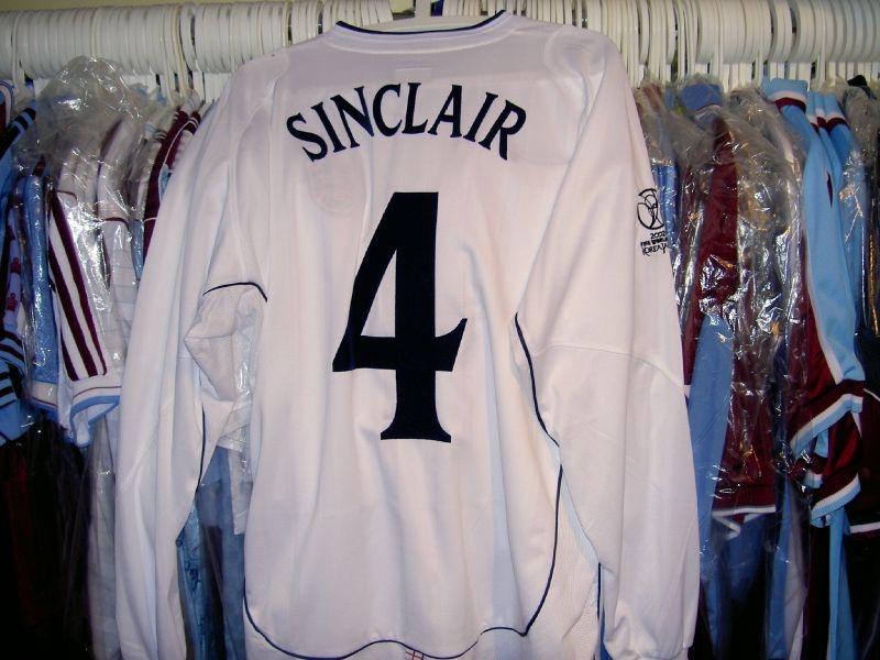 Trevor Sinclair