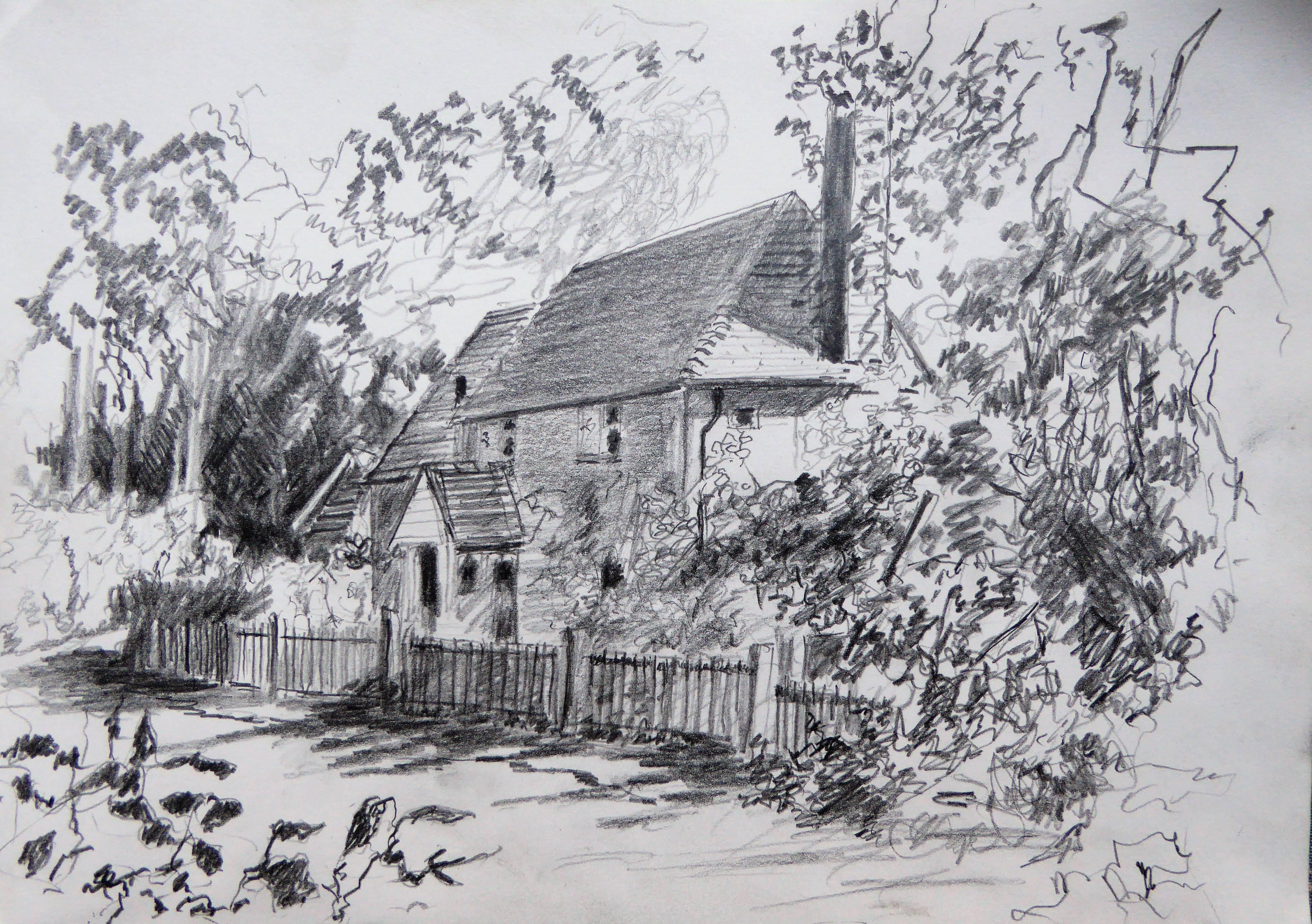 Yew tree Cottage, Friday Street