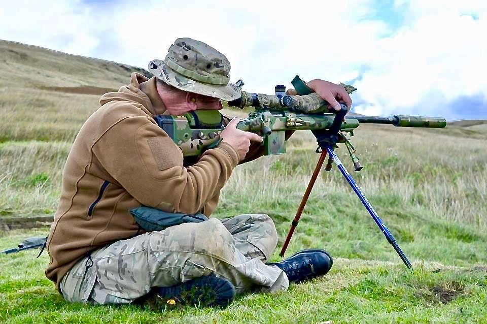 diggle Precision rifle comp 2017
