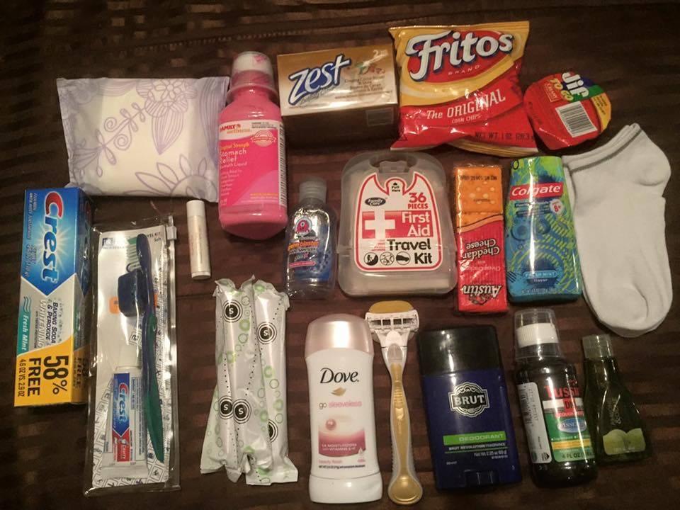 Hygiene care bag