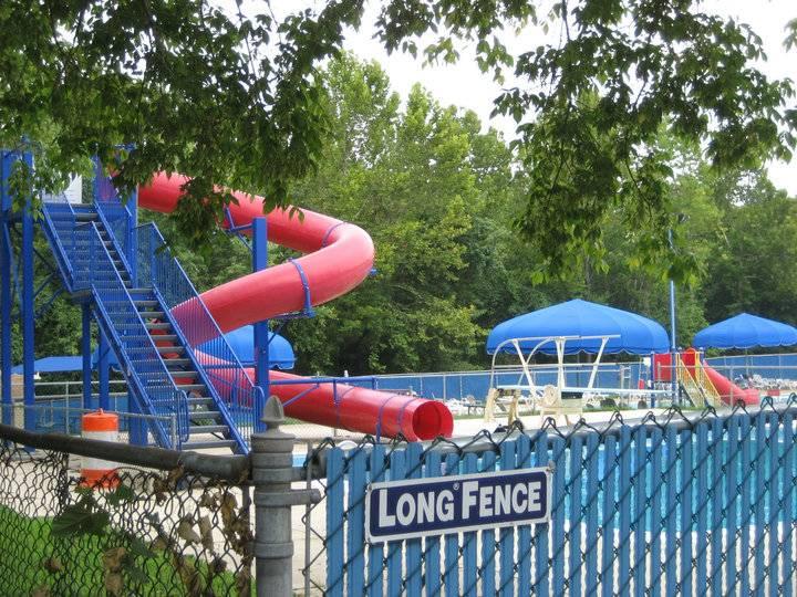 Laurel Swimming Pool