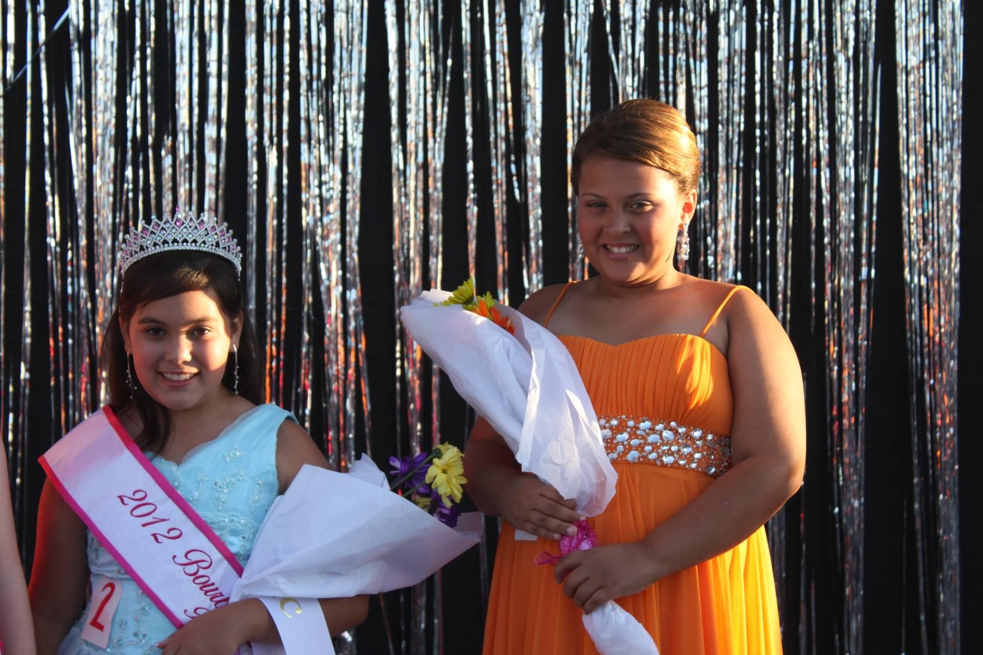 2012 PreTeen Princess Ariel Salinas
