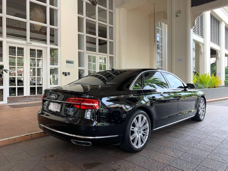 Audi A8 Sedan