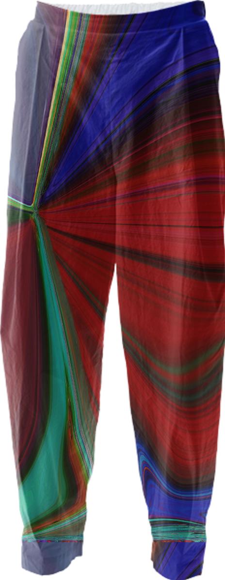 Colour Point Pants