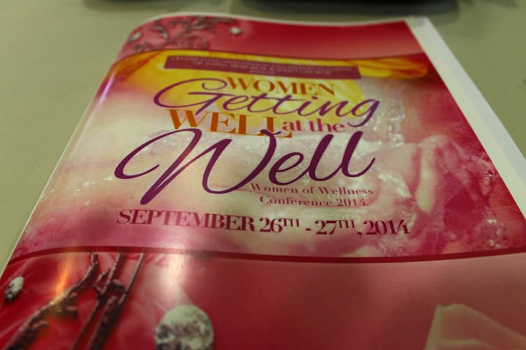 We Can't Wait to Get Well At The Well
