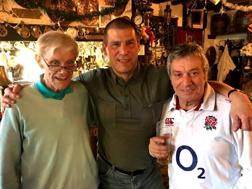 Bobby Stafford, Johny KIdd and Steve Grey