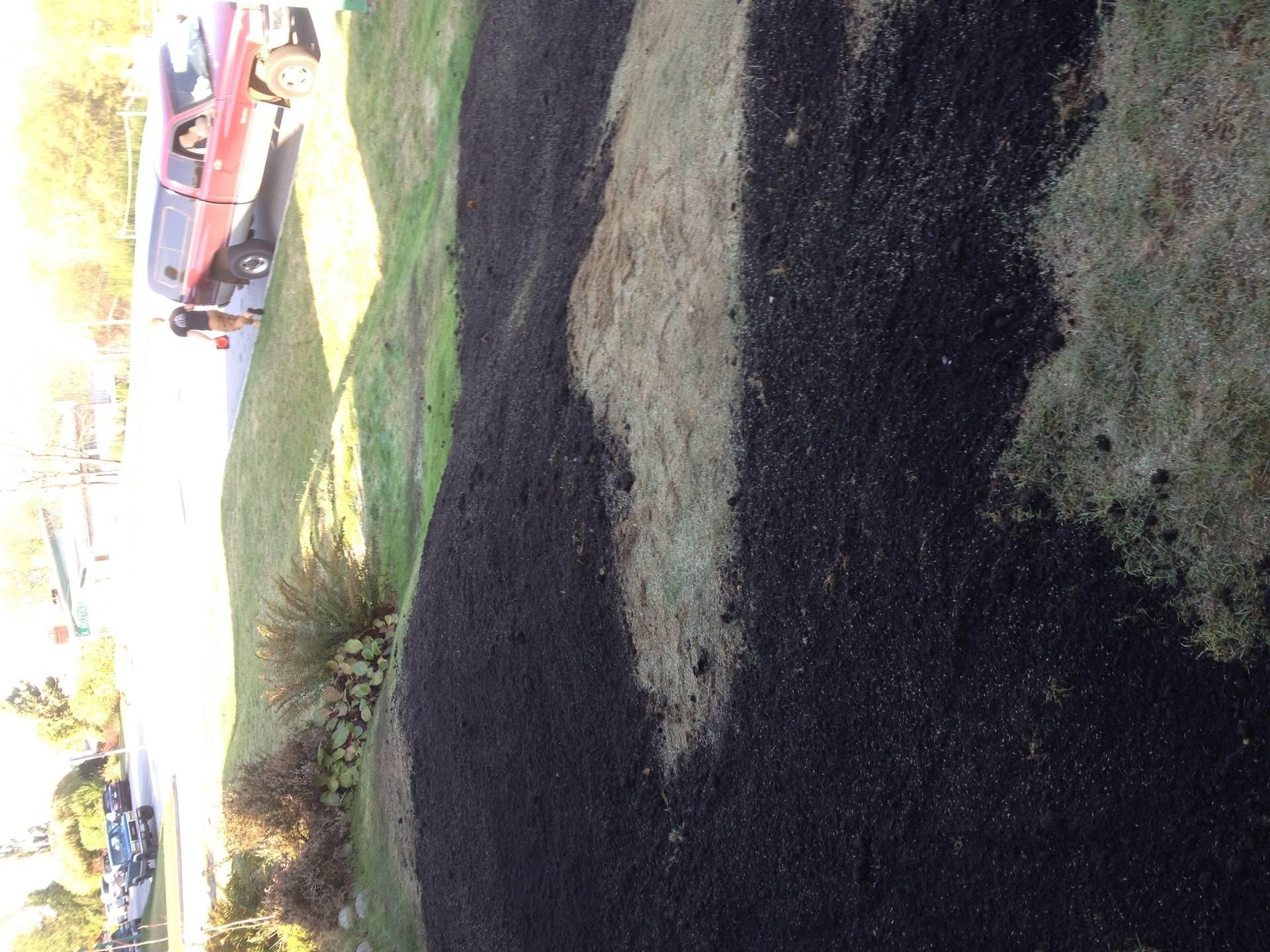 oil tank removal