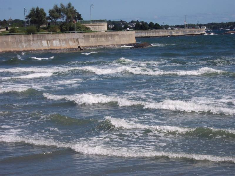 Dancing Waves/ Lynn Beach