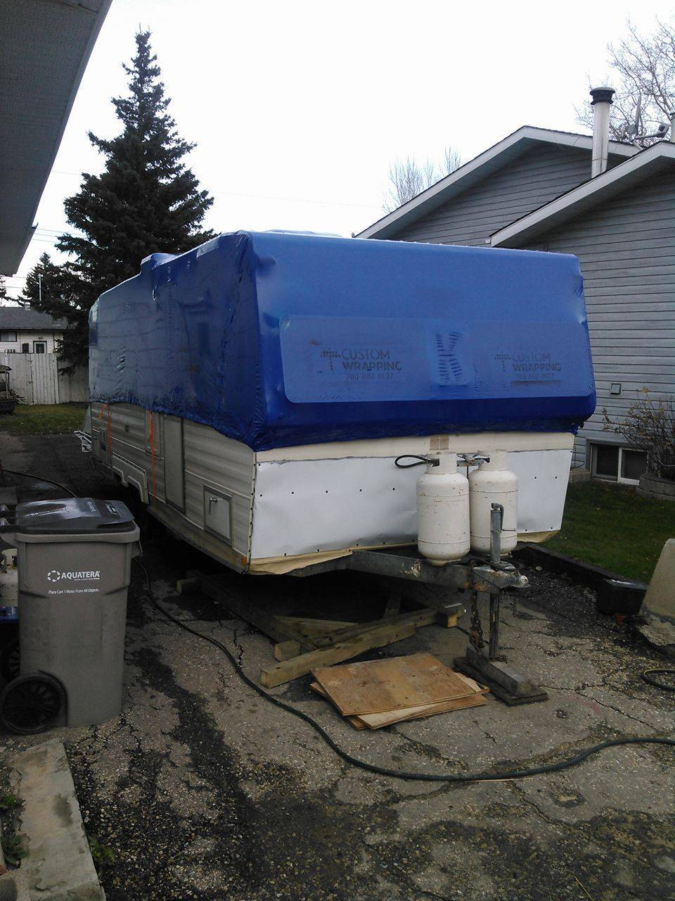 the best way to keep a trailer in good shape!