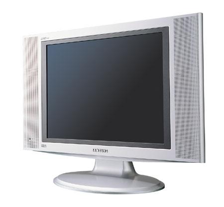 Digital flatscreen TV