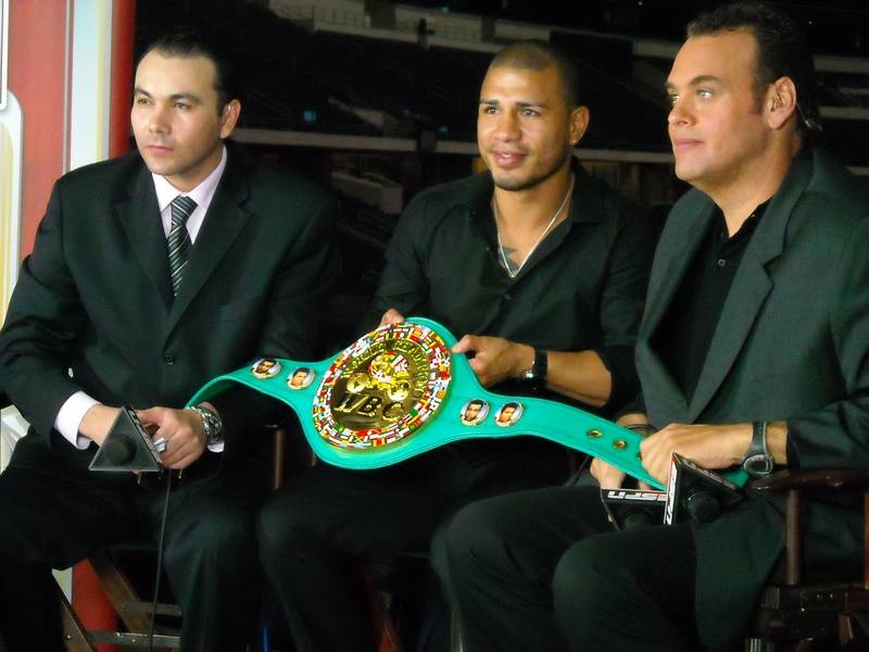 ESPN Deportes Boxing