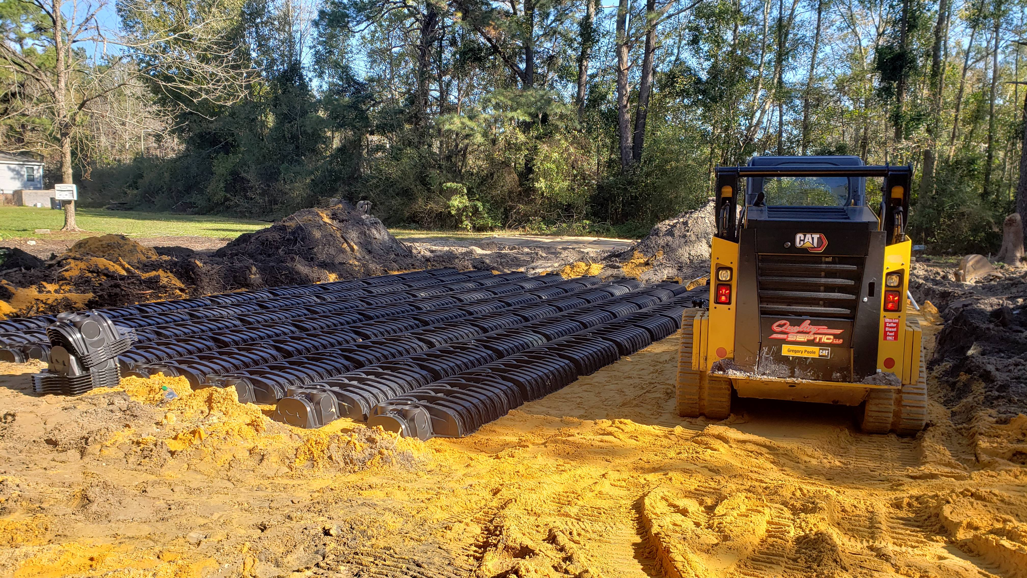 Drainfield Bed
