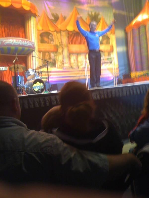 Wiggles Concert
