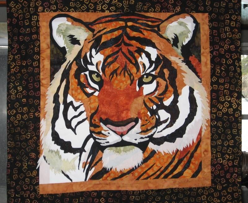 Amur (Joe?s Year of the Tiger)
