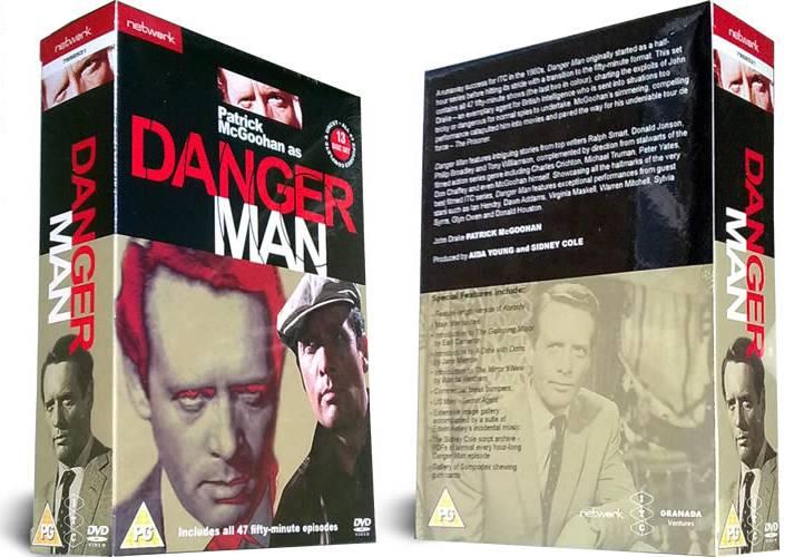 Danger Man - Special Edition DVD Set (UK reg. 2 release)