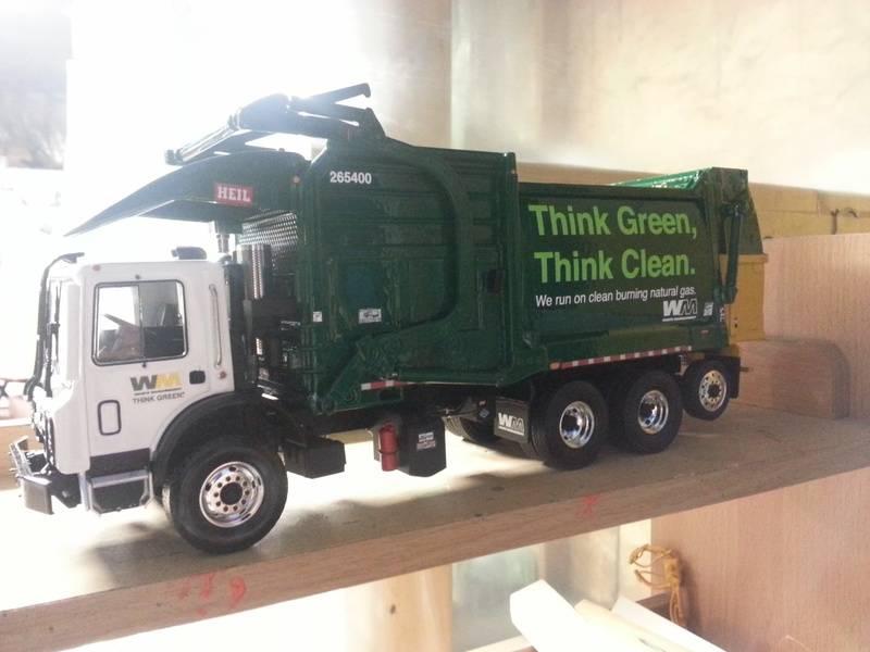 waste management heil frontload