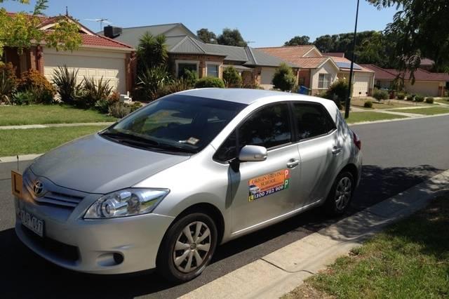 Driving School Camberwell - Toyota Corolla Hatch - Automatic Transmission
