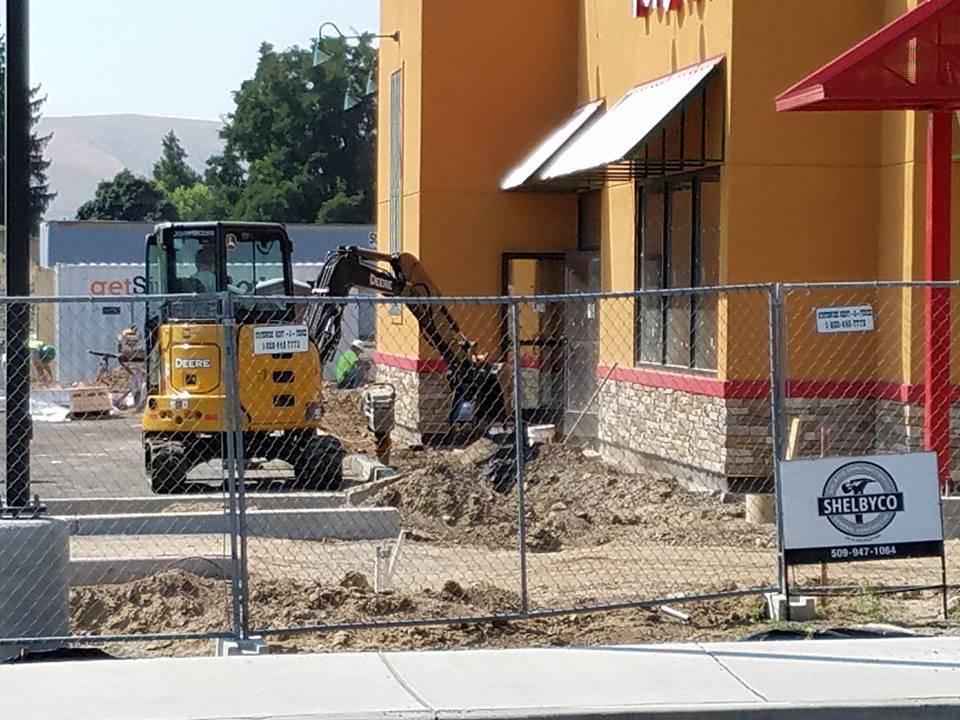 excavating for Concrete Yakima