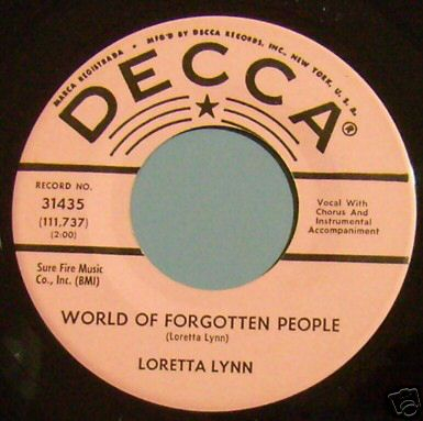 World of Forgotten People 45