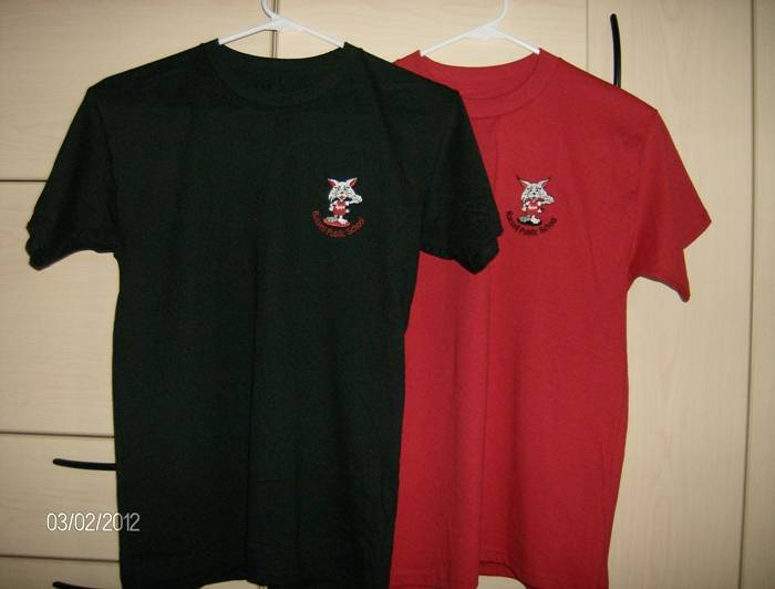 Russell Public t-shirts