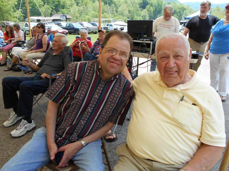 Tom Parsons & Darrell Moore
