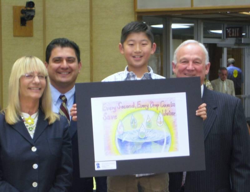 Michael Chiang, Age 9