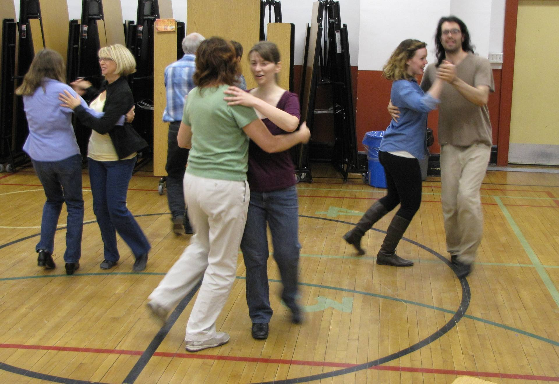 Irish Set Dancers